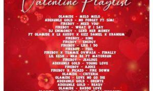 DJ Enimoney – Valentine's Playlist (Mix)