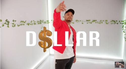 "[Video] B-Red - ""Dollar"" ft. Davido x Peruzzi"