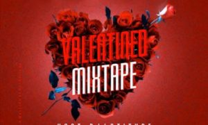 "DJ Latitude - ""Valentined Mixtape"""