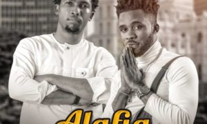 "AB1 - ""Alafia"" ft. Myke"