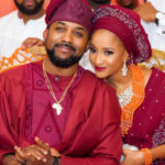 Banky W Pens Lovely Message To His Wife, Adesua Etomi To Celebrate Their 3rd Intro-versary
