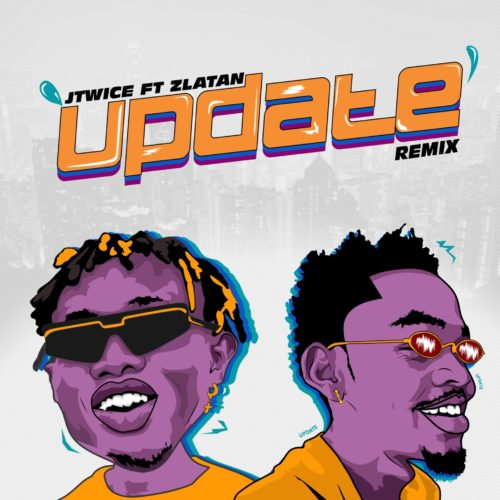 "JTwice – ""Update"" (Remix) ft. Zlatan"