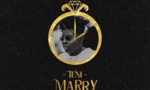 "Teni – ""Marry"" (Prod. by Jaysynths)"
