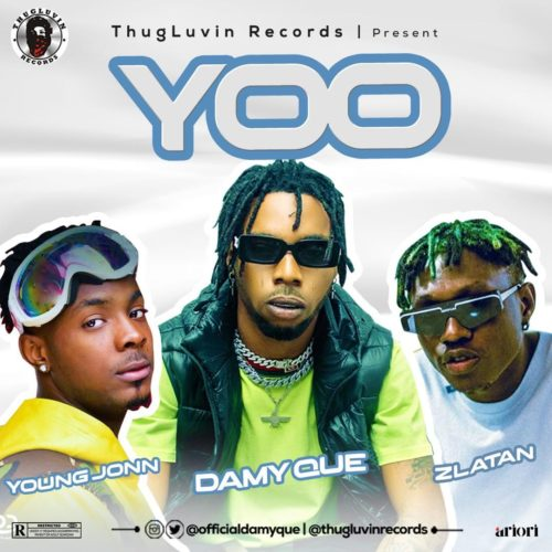 "DamyQue - ""Yoo"" ft. Zlatan x Young John"
