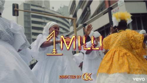 [Video] Davido - 1 Milli