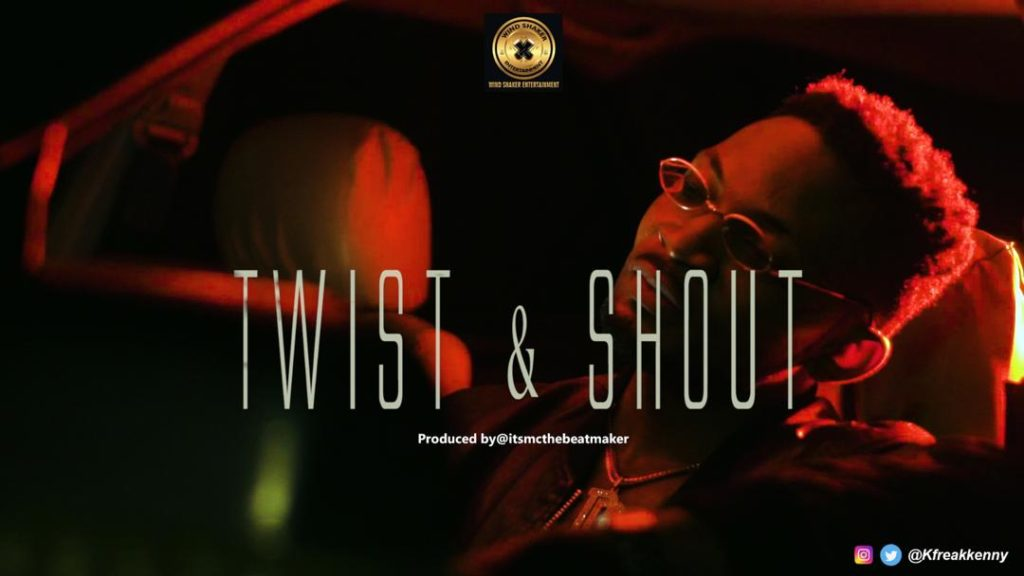 """Kfreak - """"Kiss And Shout"""""""