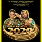 "A Plus X Qdot – ""2020"""
