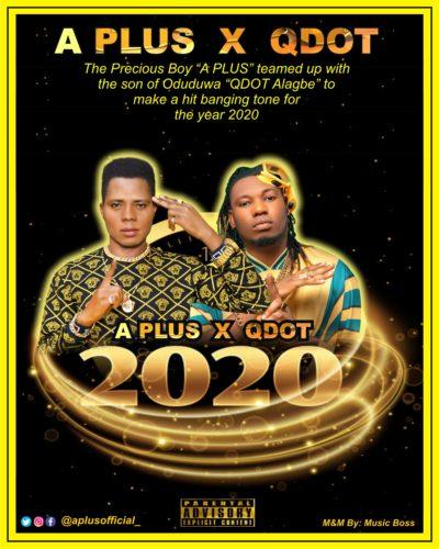 "A Plus X Qdot - ""2020"""