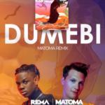 """Rema x Matoma – """"Dumebi"""" (Remix)"""