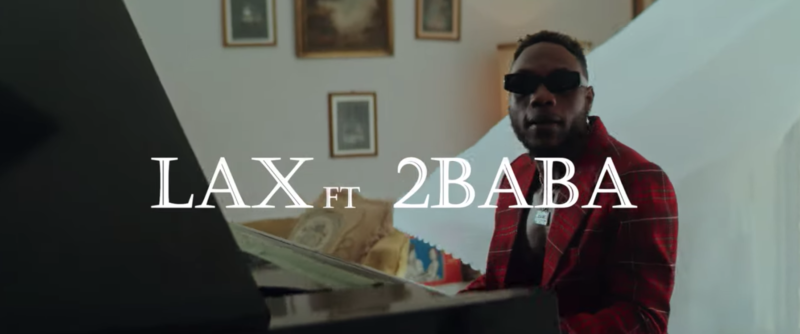 "[Video] L.A.X – ""Gobe"" ft. 2Baba"
