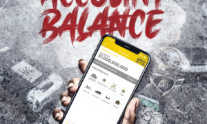 "Small Doctor – ""Account Balance"""