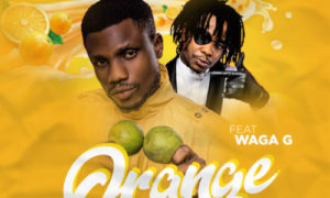 """Kangol Michael - """"Orange"""" ft. Waga G"""