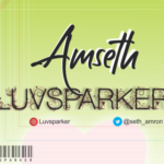 "AmSeth – ""LuvSparker"" (The EP)"