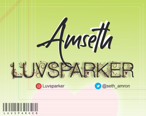 "AmSeth - ""LuvSparker"""