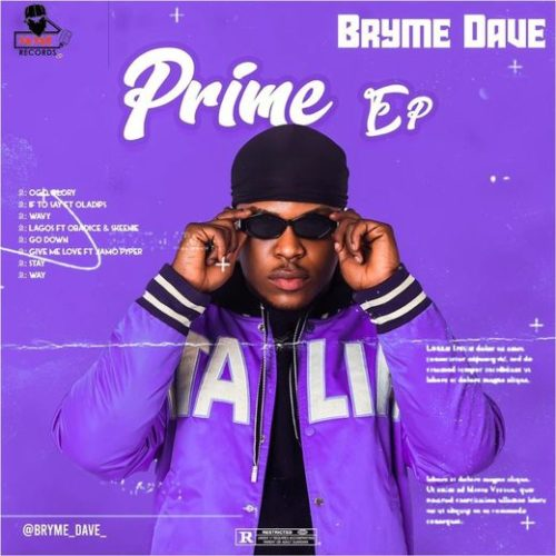 Bryme Dave - The Prime EP