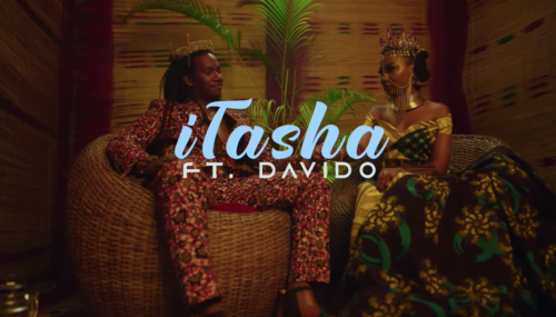 "iTasha x Davido – ""Sheri"" [Video + Audio]"