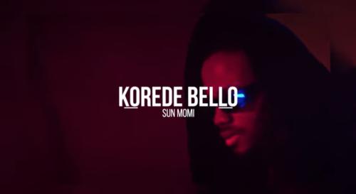 """[Video Premiere] Korede Bello - """"Sun Momi"""""""