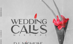 "DJ Michelle - ""Wedding Calls"" Mixtape"