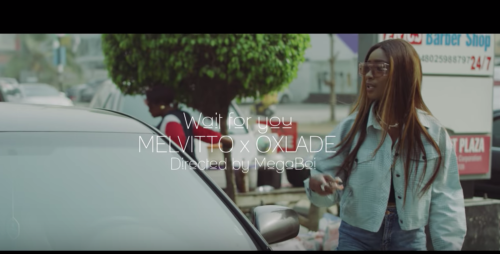 """Oxlade x Melvitto - """"Wait For You"""""""