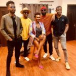 Waje, Praiz, Chike, Bez & Johnny Drille Hint Possible Collaboration