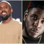 Burna Boy & Kanye West Link Up At Yeezy Fashion Show In Paris || See Video