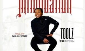 """Toolz - """"Intimidation"""" (Prod by Paul Cleverlee)"""