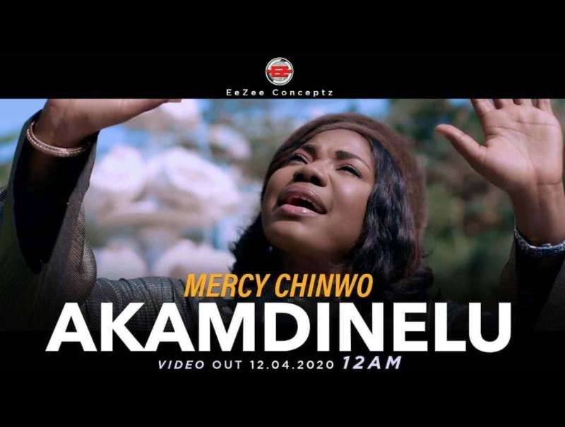 """[Video] Mercy Chinwo - """"Akamdinelu"""""""