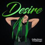 """Coffee Brown  – """"Desire"""" f. Callimagic"""