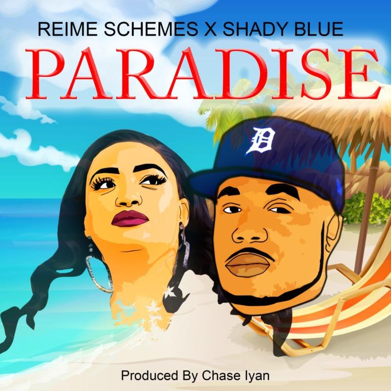 "[Audio + Dance Video] Reime Schemes X Shady Blue – ""Paradise"""