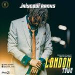 "[Audio + Video] Jaiyeboi – ""London Town"""