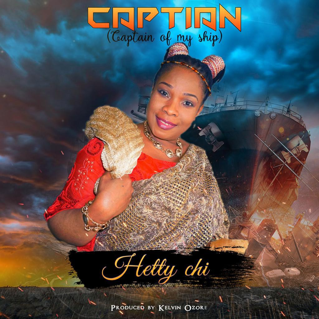 Hetty Chi - Captain