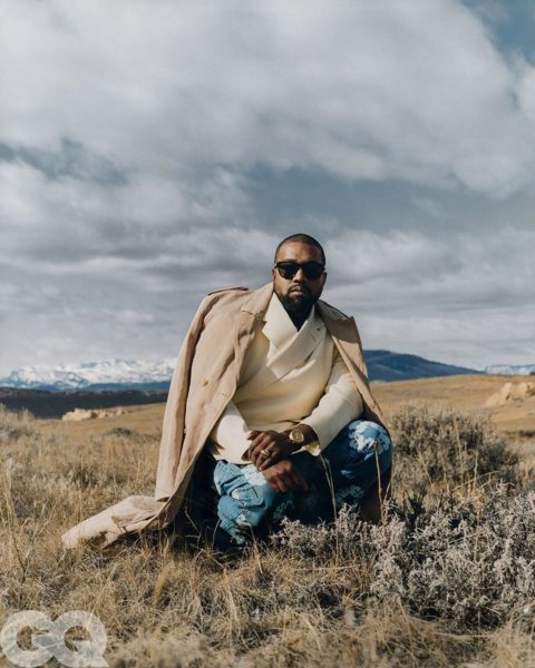 GX GOSSIP: Kanye West Goes Shopping For Kid's Clothes After Kim Kardashian Called Him Mentally Unstable