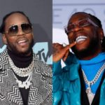 American Rapper, 2Chainz Asks Burna Boy For A Collab With Lil Jon As The Producer