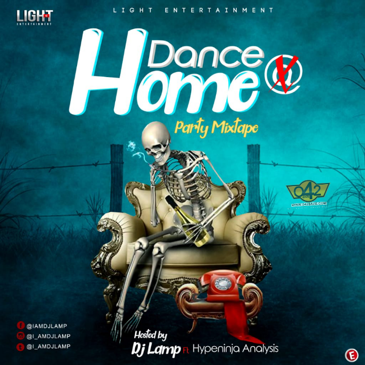 "DJ Lamp – ""Dance At Home Party Mix"" ft. HypeNinja Analysis"