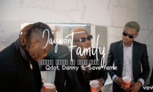 "[Video] Jaywon - ""Family"" ft. Qdot, Danny S"