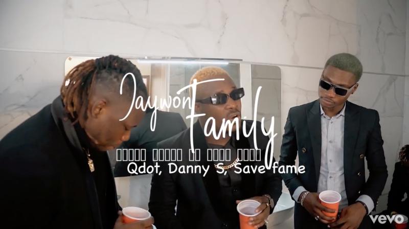 "[Video] Jaywon - ""Family"" ft. Qdot, Danny S"