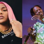 "Burna Boy's Girlfriend, Stefflon Don & Sisters Give Amazing Dance Steps To Naira Marley's ""Tesumole""|| Watch"