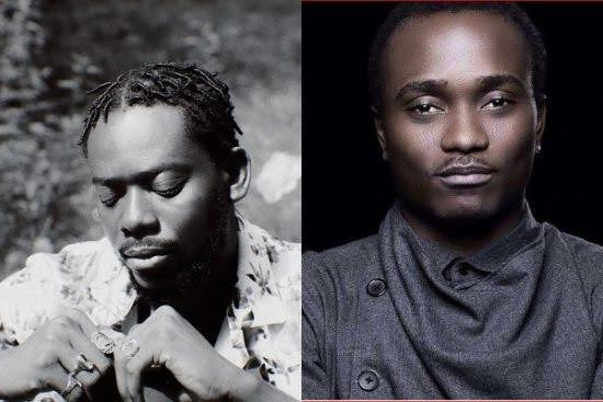 SEE WHAT BRYMO TOLD ADEKUNLE GOLD ABOUT HIS SECRET TO WRITING GOOD SONGS