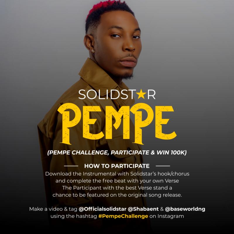 """Solidstar - """"Pempe"""" (Challenge)"""