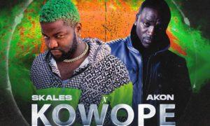 """Skales – """"Kowope"""" ft. Akon"""