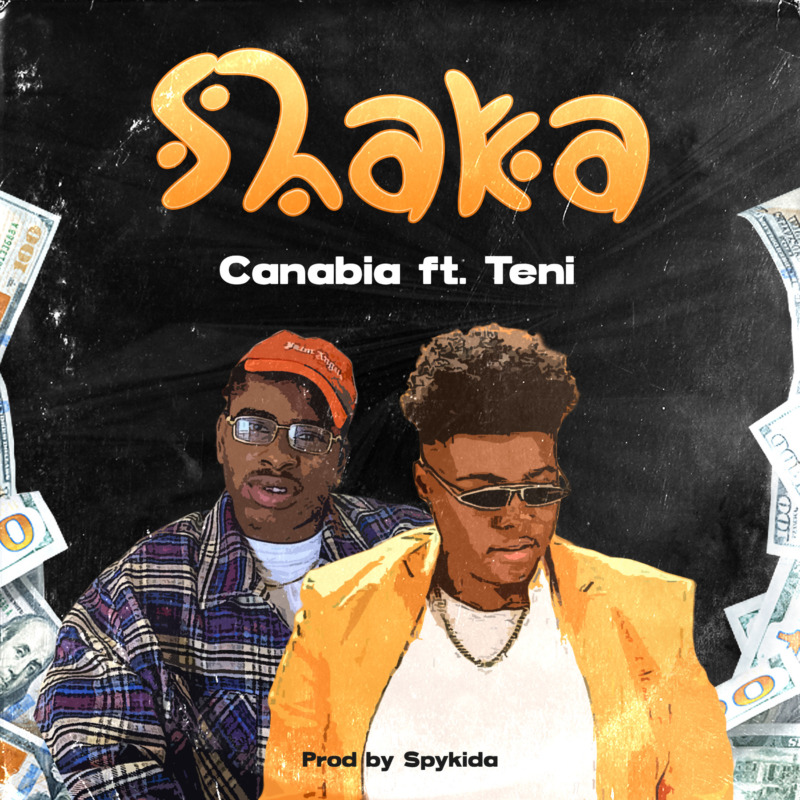 "Canabia - ""Shaka"" ft. Teni"