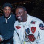 American Rapper, Fat Joe & Akon Praise Burna Boy For Making Meaningful Songs Like Fela Kuti