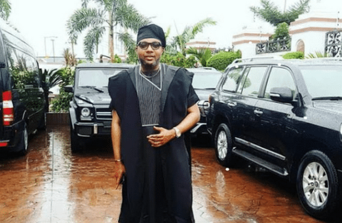 Kcee's Brother, E-Money Gets Personal Security Escorts Withdrawn By Nigerian Police Force
