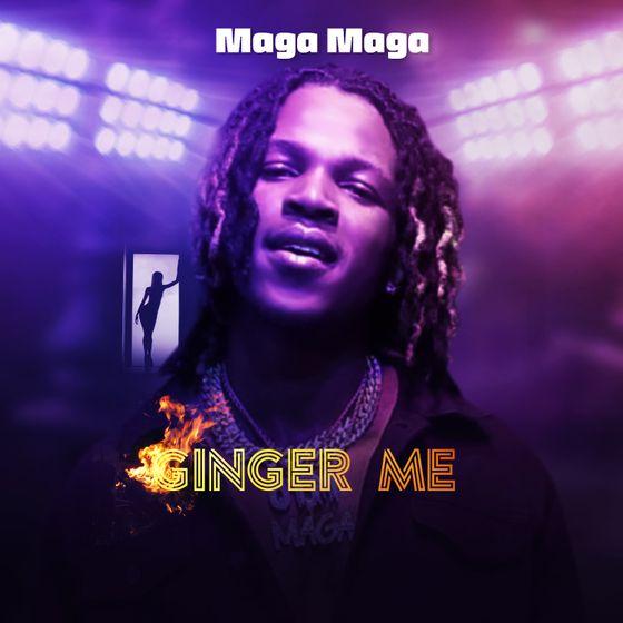 "Maga Maga - ""Ginger Me"""