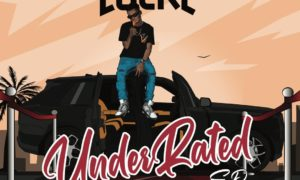 """Lucre - """"Underrated"""" EP"""