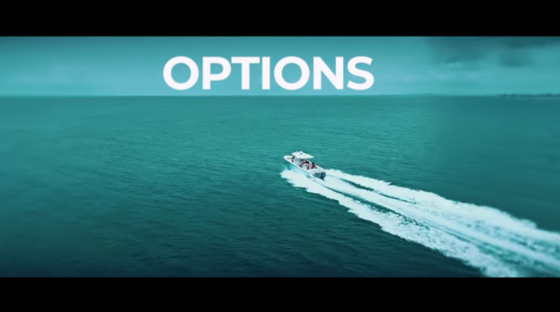 "[Video] Reekado Banks x Parker Ighile - ""Options"""