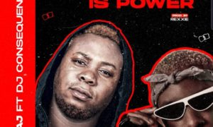 "LAAJ - ""Money Is Power"" ft. DJ Consequences"