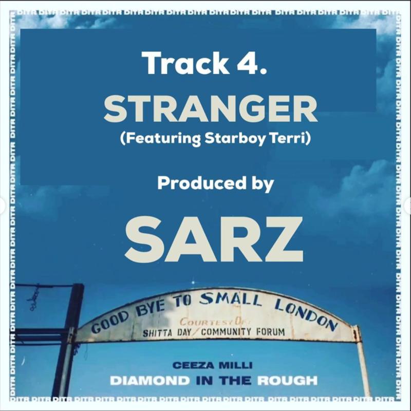 Ceeza Milli – Stranger ft. Terri