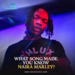 What Song Made You Know Naira Marley?