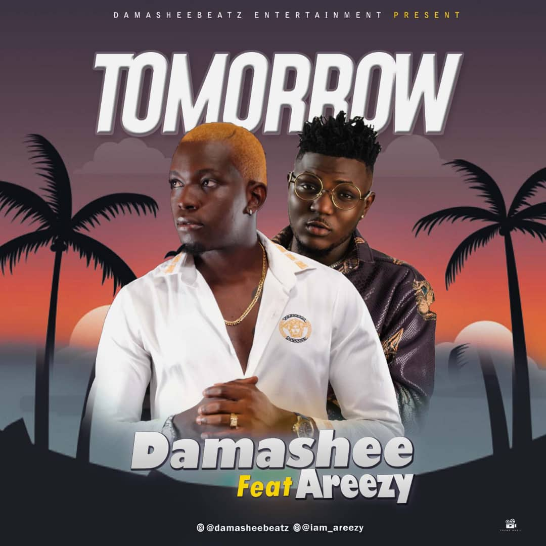 "Damasheebeatz - ""Mr. Sanmori"" ft. Areezy"